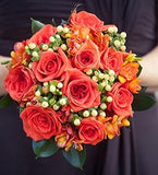 Stunning Autumn/Halloween wedding package Look