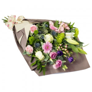 Natural Wrap fresh flower bouquet from Limerickflowers