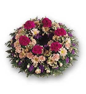 Fresh Flower Special Wreath