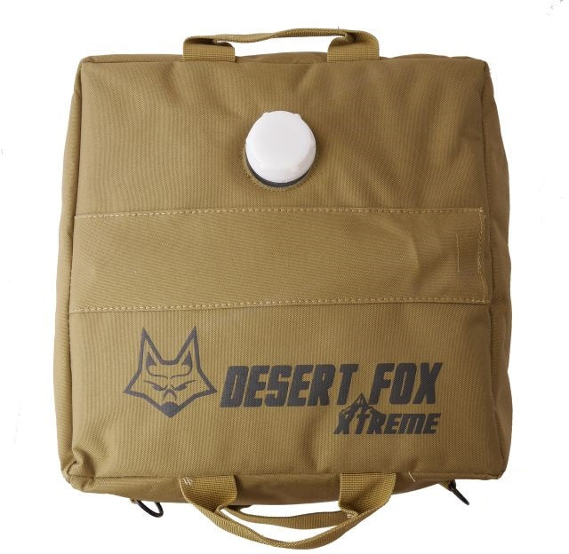 Desert Fox 20L Collapsible Jerry Fuel Can
