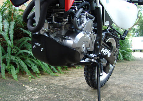 Honda XR650L Sump Guard