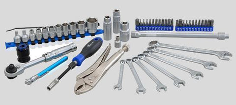 BMW Motorcycle Repair Tool Kit