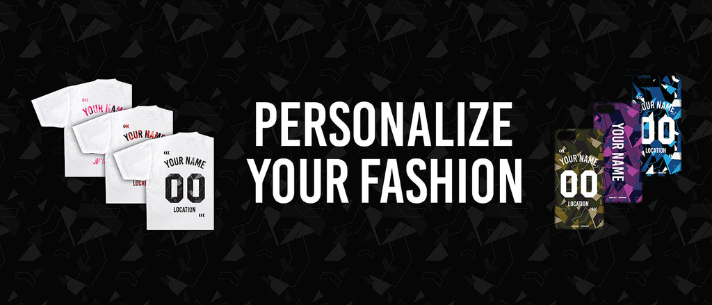 Nerdunit x Wowsome - Personalize Your Fashion Banner
