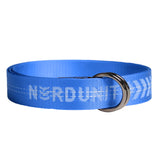 ELECTRIC BLUE STRAP BELT | BLUE