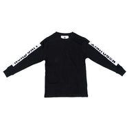REFLECTIVE LOGO LONG SLEEVES TEE