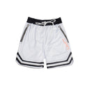 SS18 TAGGED BASKETBALL SHORTS (WHITE)