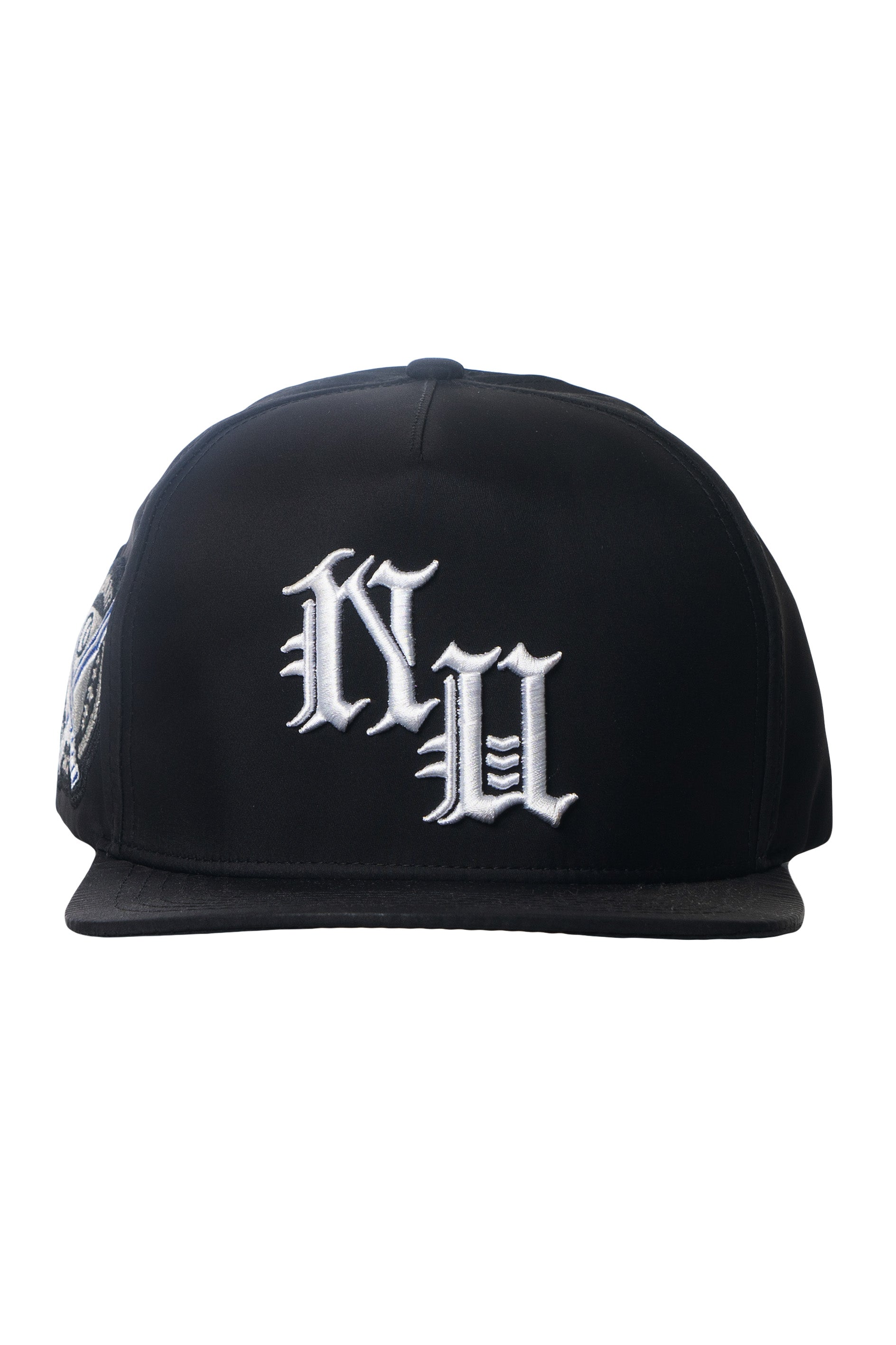 NERDUNIT BASEBALL LEAGUE DIAGONAL CAP