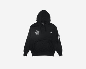 """STOP ASIAN HATE"" HOODIE 
