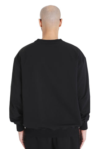 ESSENTIAL SWEATER | BLACK