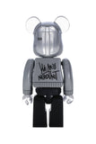 BE@RBRICK X NERDUNIT | CHROME