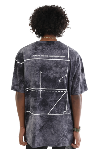 """FLOOR PLAN"" TEE 