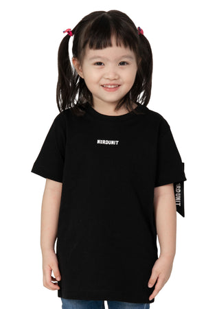 """BASIC JR"" KIDS TEE 