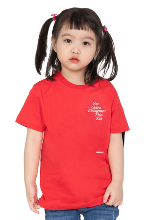 """IG JR"" KIDS TEE 