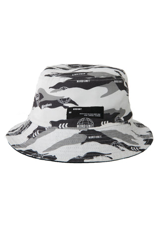 """REVERSIBLE"" BUCKET HAT"
