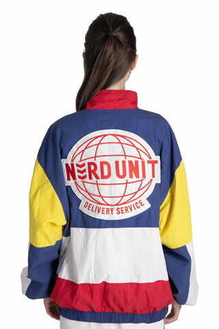 WORLDWIDE DELIVERY JACKET | MULTICOLOUR