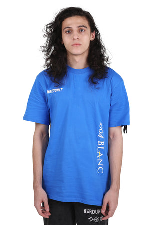 INCONVERSATION TEE | BLUE