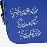 INCONVERSATION POUCH | BLUE