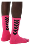 Array Socks | Hot Pink Accessories