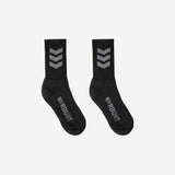ASYMMTRY SOCKS | BLACK