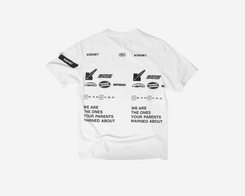 """COLLECTION"" TEE 