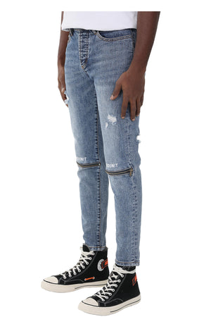 """DICTALE"" DENIM PANTS 