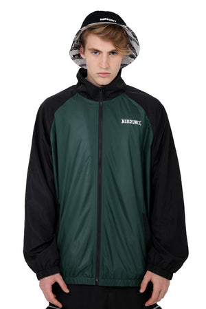 DUO WINDBREAKER | DARK GREEN