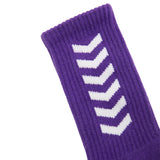 EMBLEM SOCKS | PURPLE