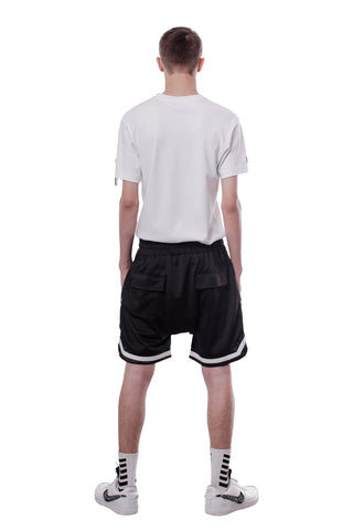 NERDUNIT BASEBALL LEAGUE SHORT | BLACK
