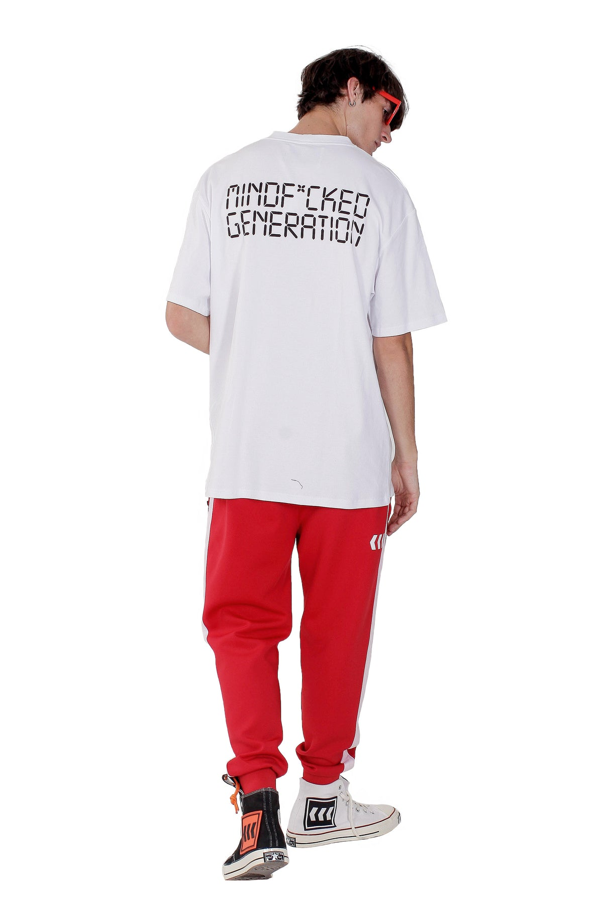 INTERNET INFLUENCE LOGO TEE | WHITE