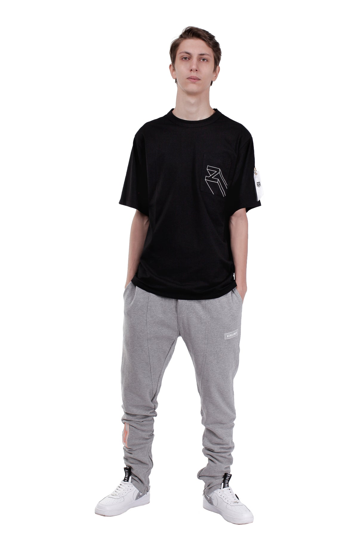 ZN LOGO POCKET TEE
