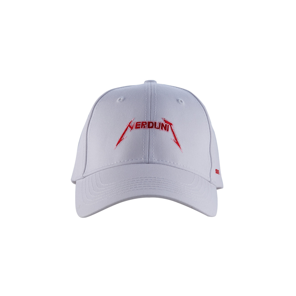 Band Baseball Cap (White)