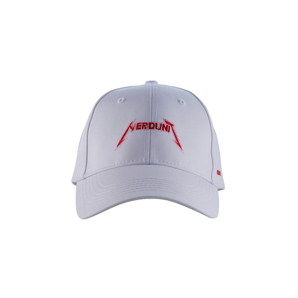 Band Baseball Cap - White