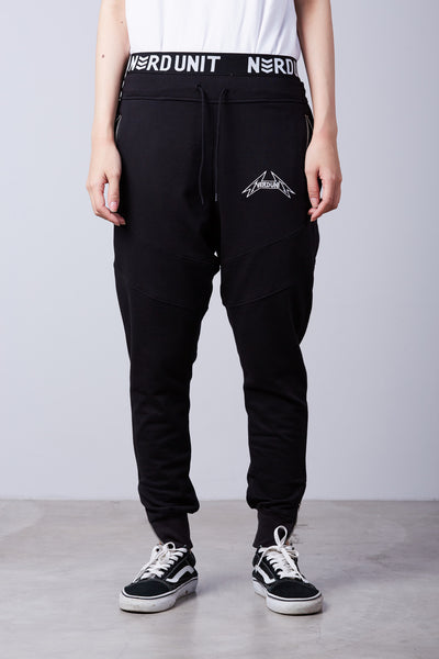 Band Zipper Jogger