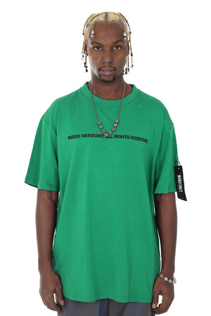 """ALL RIGHTS"" TEE 