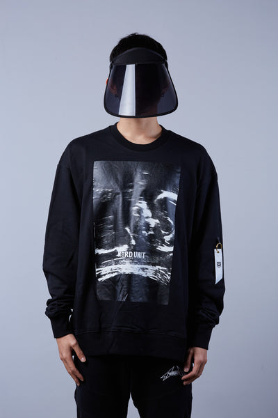 Creation Pullover (Black)