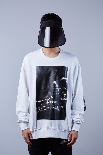 Creation Pullover (White)