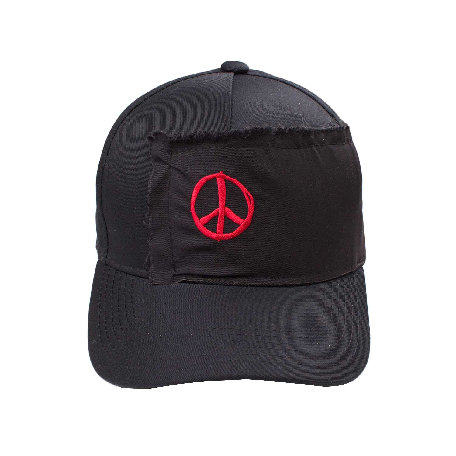 Riot 4 Peace Cap (Black)