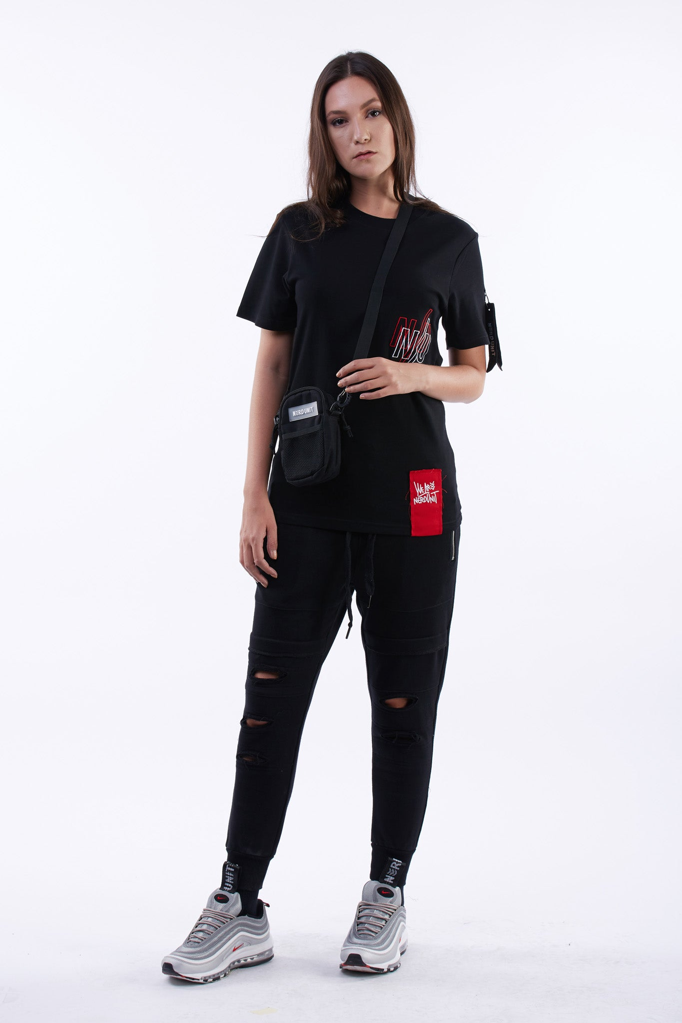 Ratio T-Shirt (Black)