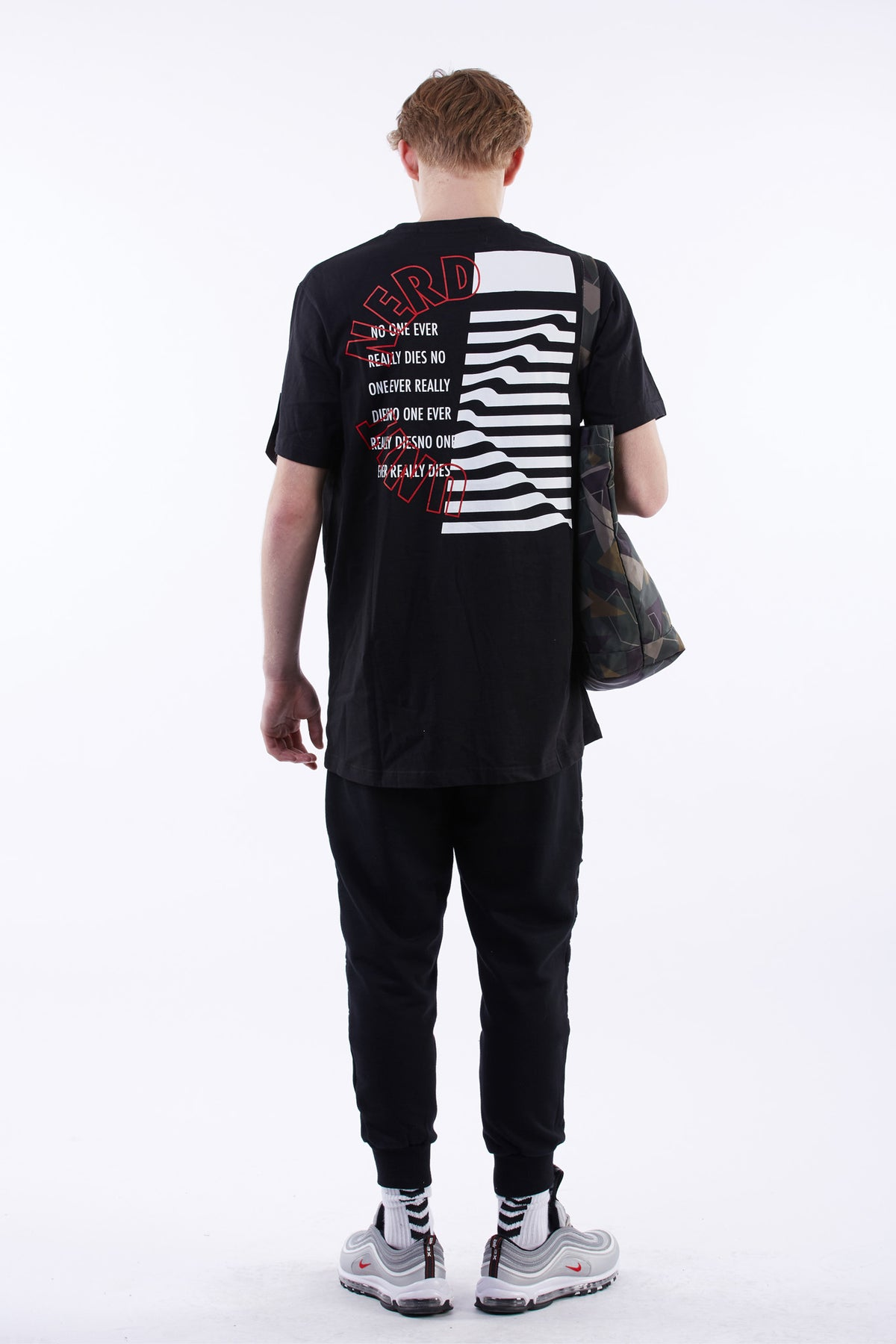 Semi Illusion Tee