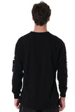 REFLECTION LONG SLEEVES TEE | BLACK