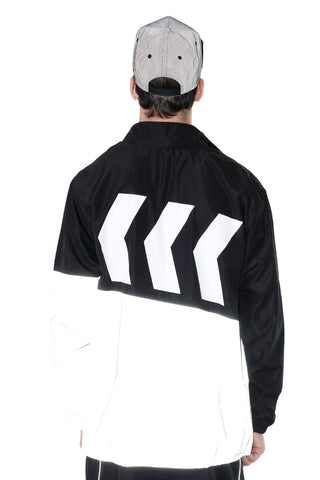 LOGO TRACK JACKET | BLACK