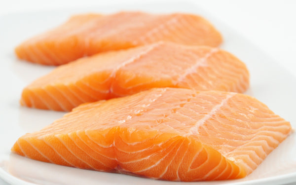 A Salmon a Day Keeps You Happy All Day!