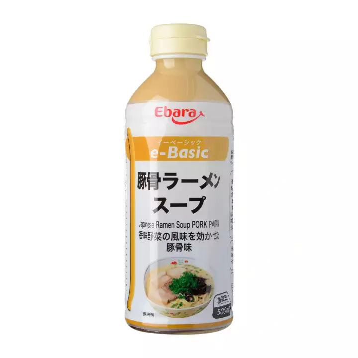 EBARA PORK BROTH FOR RAMEN