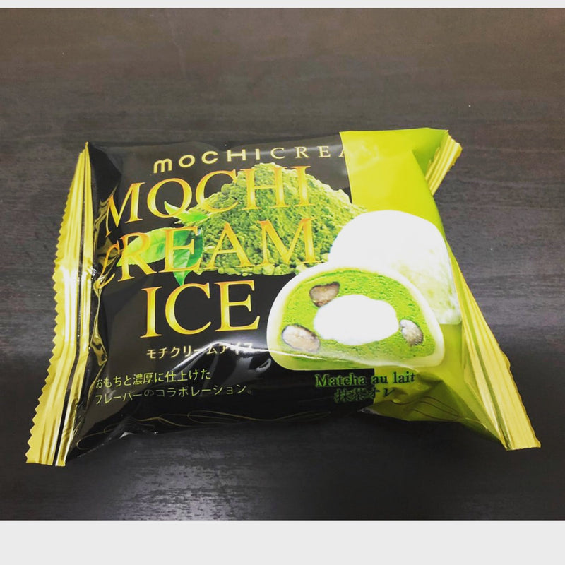FROZEN MOCHI CREAM ICE MATCHA - 58GM