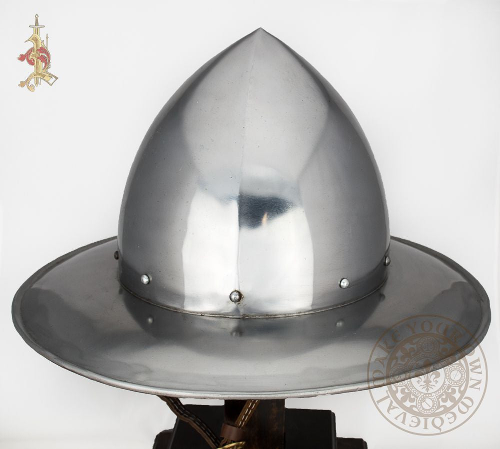 Kettle Helm 14th-15th century (18 Gauge)