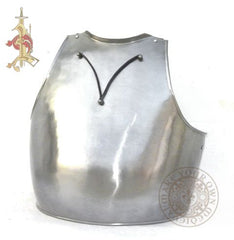 14th century reenactment armour Churburg globose breast reproduction