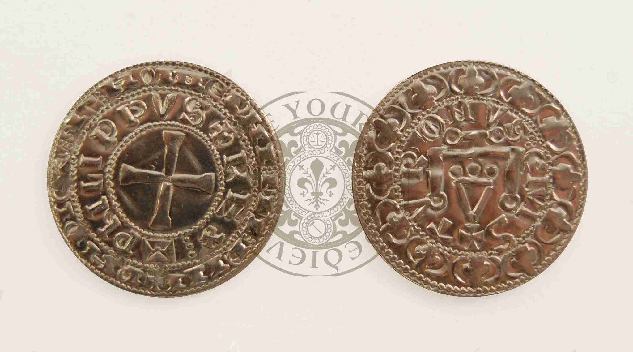 15th century French Medieval Coin