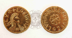 Anglo-Saxon King Coenwulf Mancus Coin Reproduction