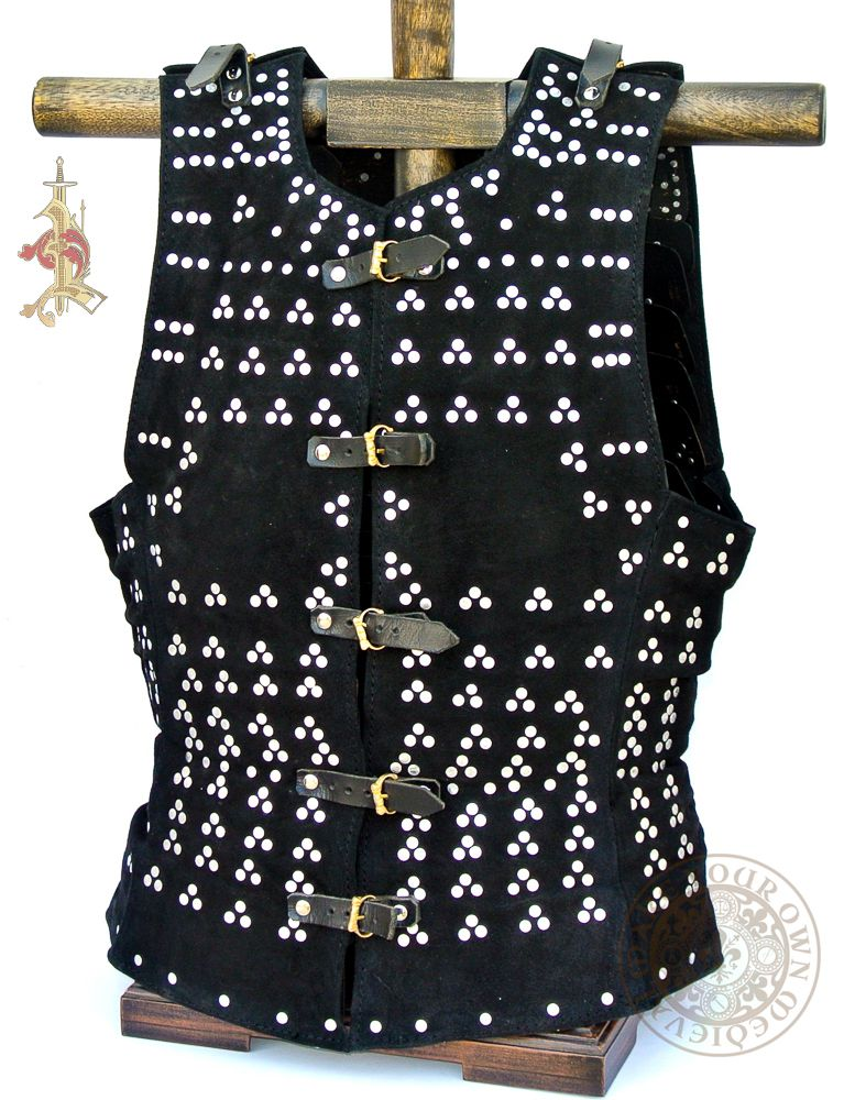 Brigandine Leeds - 15th Century armour reproduction
