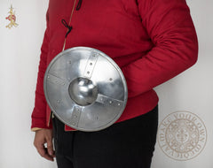 Buckler shield Medieval archers armour
